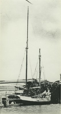 PHANTOM (1888, Scow Schooner)