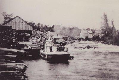 PHENIX (1883, Tug (Towboat))