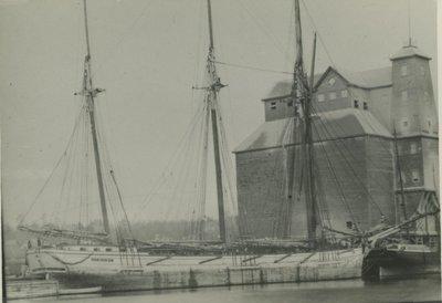 PENSAUKEE (1867, Bark)