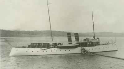 PATHFINDER (1896, Yacht)