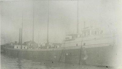 SITKA (1887, Bulk Freighter)