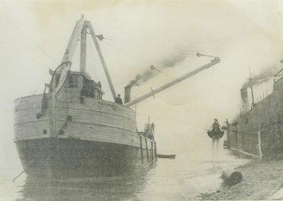 SPRAGUE, H.C. (1880, Barge)