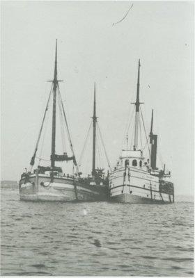 SPADEMAN, CHARLES (1873, Schooner)