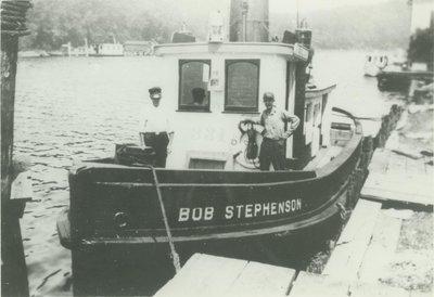 STEPHENSON, BOB (1872, Tug (Towboat))