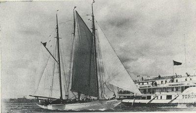 ORIOLE III (1903, Yacht)