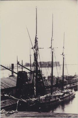CAPE HORN (1857, Schooner)