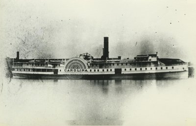 CAROLINA (1877, Steamer)