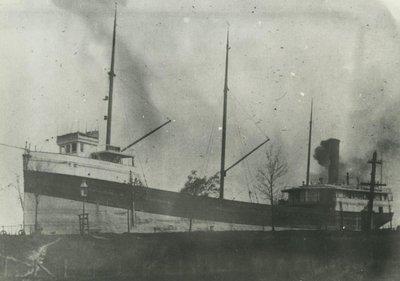 FLINT, OSCAR T. (1889, Steambarge)