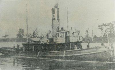 FLORENCE (1885, Tug (Towboat))