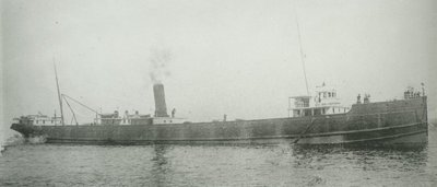 CURRY, S.S. (1893, Bulk Freighter)