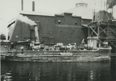 ODEN (1890, Steambarge)
