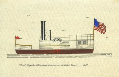 ARGO (1829, Steamer)