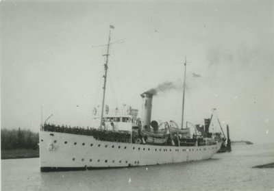 OSSIPEE (1915, Propeller)
