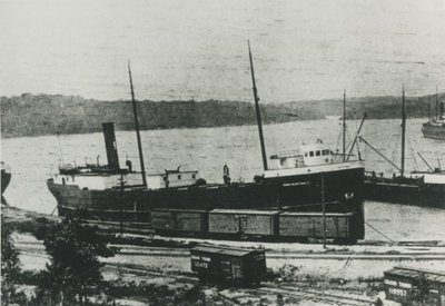 OTTAWA (1900, Package Freighter)