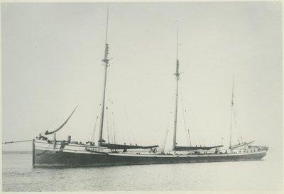 PAISLEY (1893, Schooner-barge)