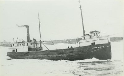 RIETZ, CHAS. (1872, Steambarge)