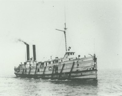 ROCHESTER (1880, Package Freighter)