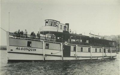 ALGONQUIN (1906, Propeller)