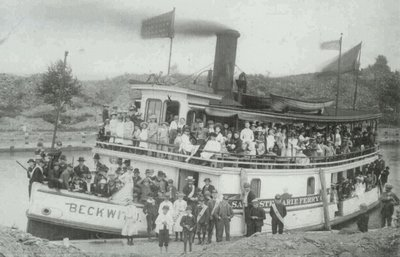 BECKWITH, J. L. (1873, Tug (Towboat))