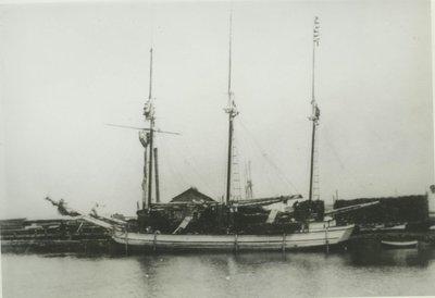 VERMONT (1853, Schooner)