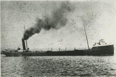 VEGA (1893, Bulk Freighter)