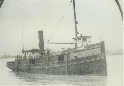 WALES (1881, Tug (Towboat))