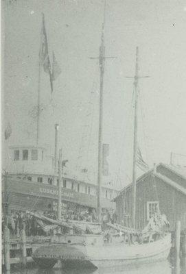 BELL, CORA (1873, Scow Schooner)