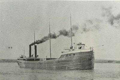 WALLULA (1882, Bulk Freighter)