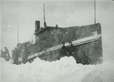 DORNBOS, H. J. (1901, Fish Tug)