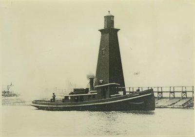 DOWNS, KITTIE (1890, Tug (Towboat))