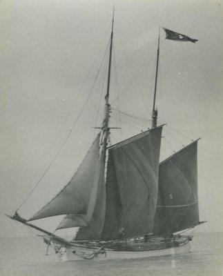 ONTARIO (1868, Schooner)