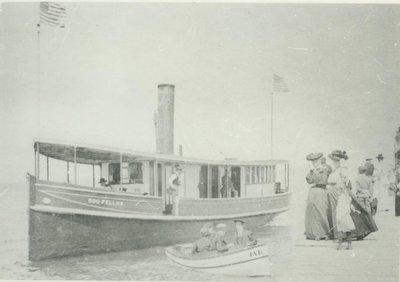 ODD  FELLOW (1893, Tug (Towboat))