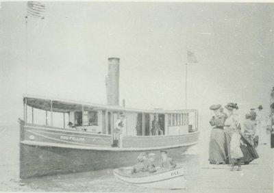 ODD  FELLOW (1893, Tug (Towboat))