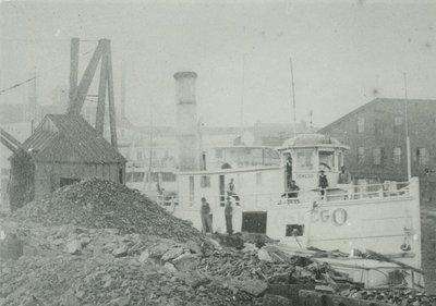 OSWEGO (1857, Tug (Towboat))