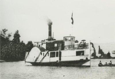 OGEMAH (1854, Steamer)