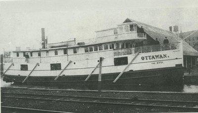 OTTAWAN ( Steamer)