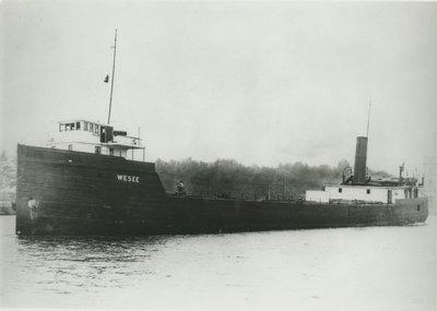 ORION (1901, Bulk Freighter)