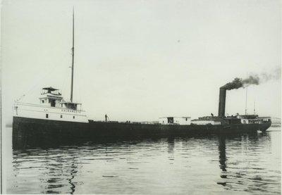 SACRAMENTO (1895, Bulk Freighter)