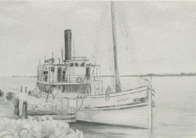 OWEN (1883, Steambarge)