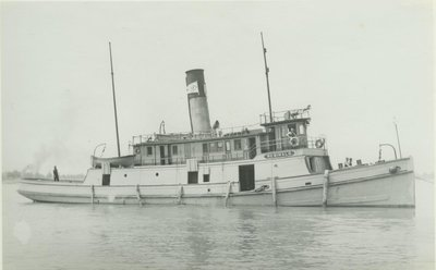 REGINALD (1894, Tug (Towboat))