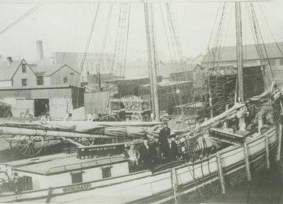 MERCHANT (1874, Schooner)