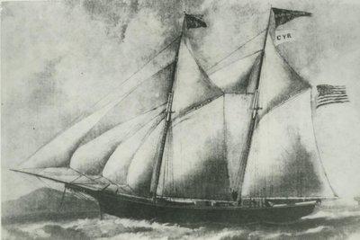 RICHMOND, DEAN (1855, Schooner)