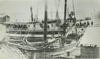 MINER, J.S. (1857, Schooner)
