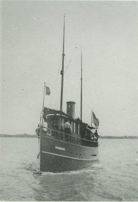 ROBERTA (1888, Yacht)