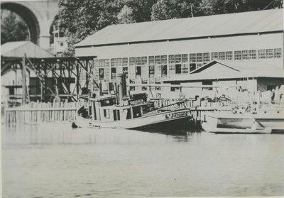 RUNNELS, D. N. (1890, Tug (Towboat))
