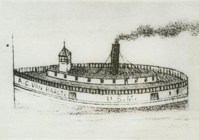 VAN RAALTE, A.C. (1867, Steamer)