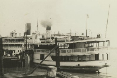 BEDELL, OSSIAN (1901, Excursion Vessel)