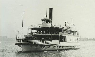 VICTORIA (1872, Ferry)