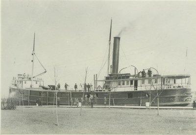 VIRGINIUS (1881, Barge)