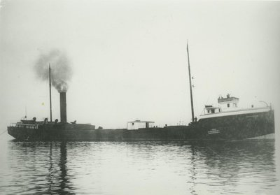 VOLUNTEER (1888, Bulk Freighter)